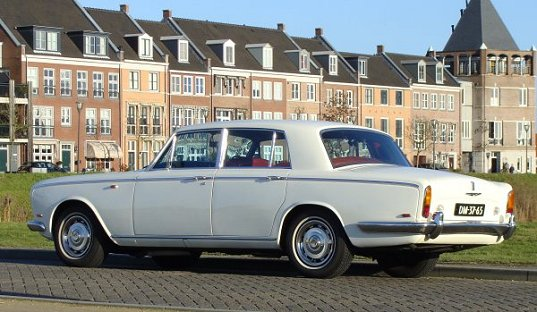 Click for an enlargment of the picture of this Silver Shadow.